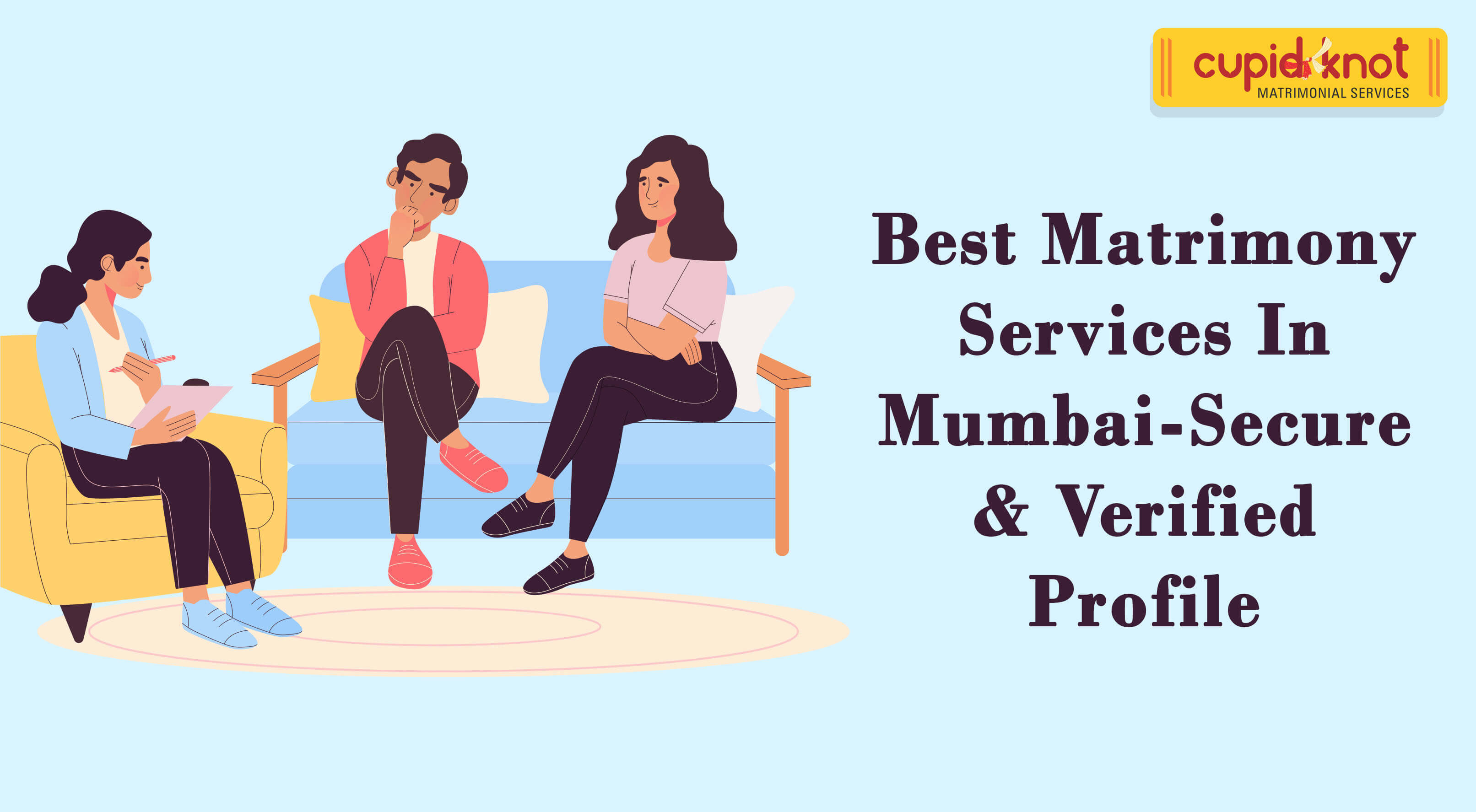 Best Matrimony Services In Mumbai-Secure & Verified Profile