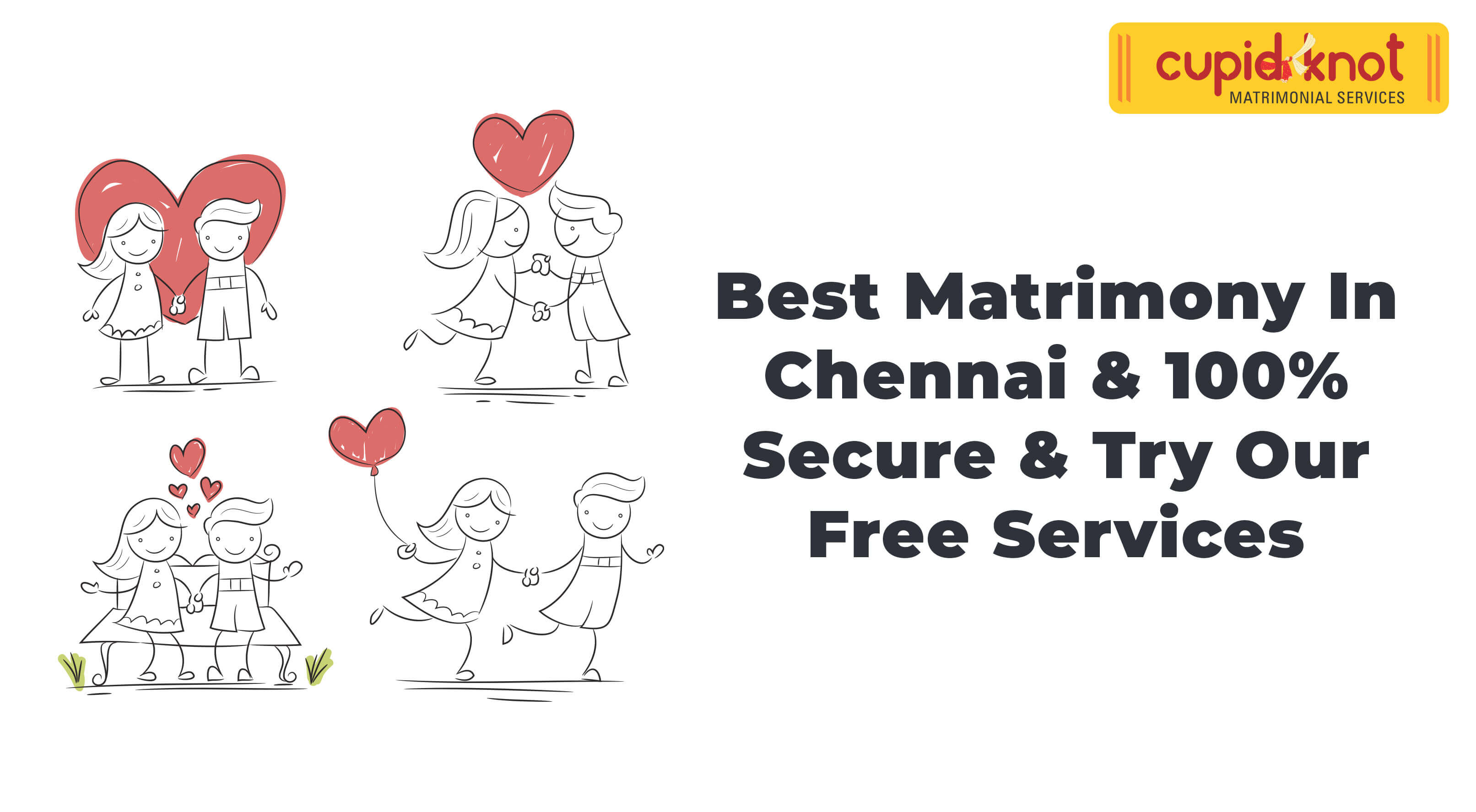 Best Matrimony in Chennai & 100% Secure & Try Our Free Services