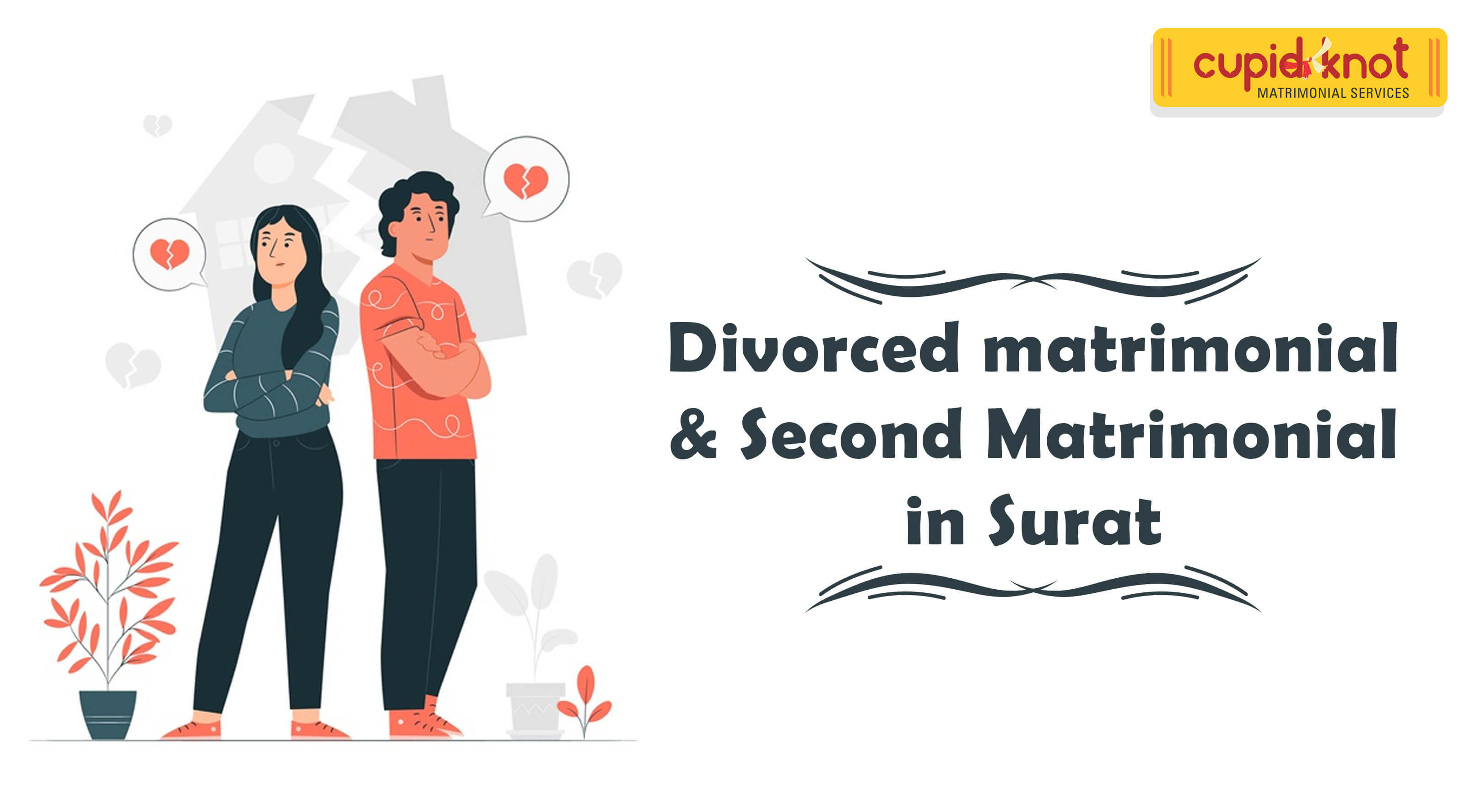 Divorced matrimonial & Second Matrimonial in Surat