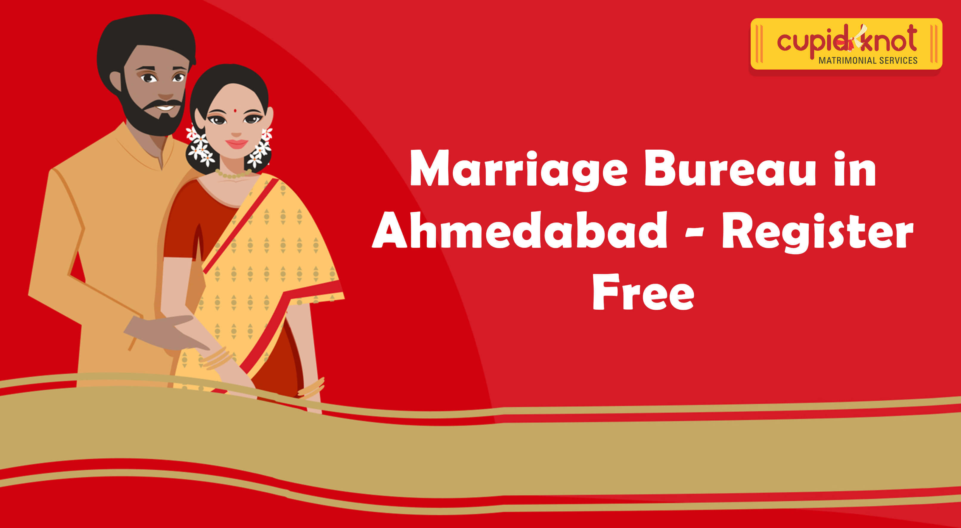 Marriage Bureau in Ahmedabad - Register Free