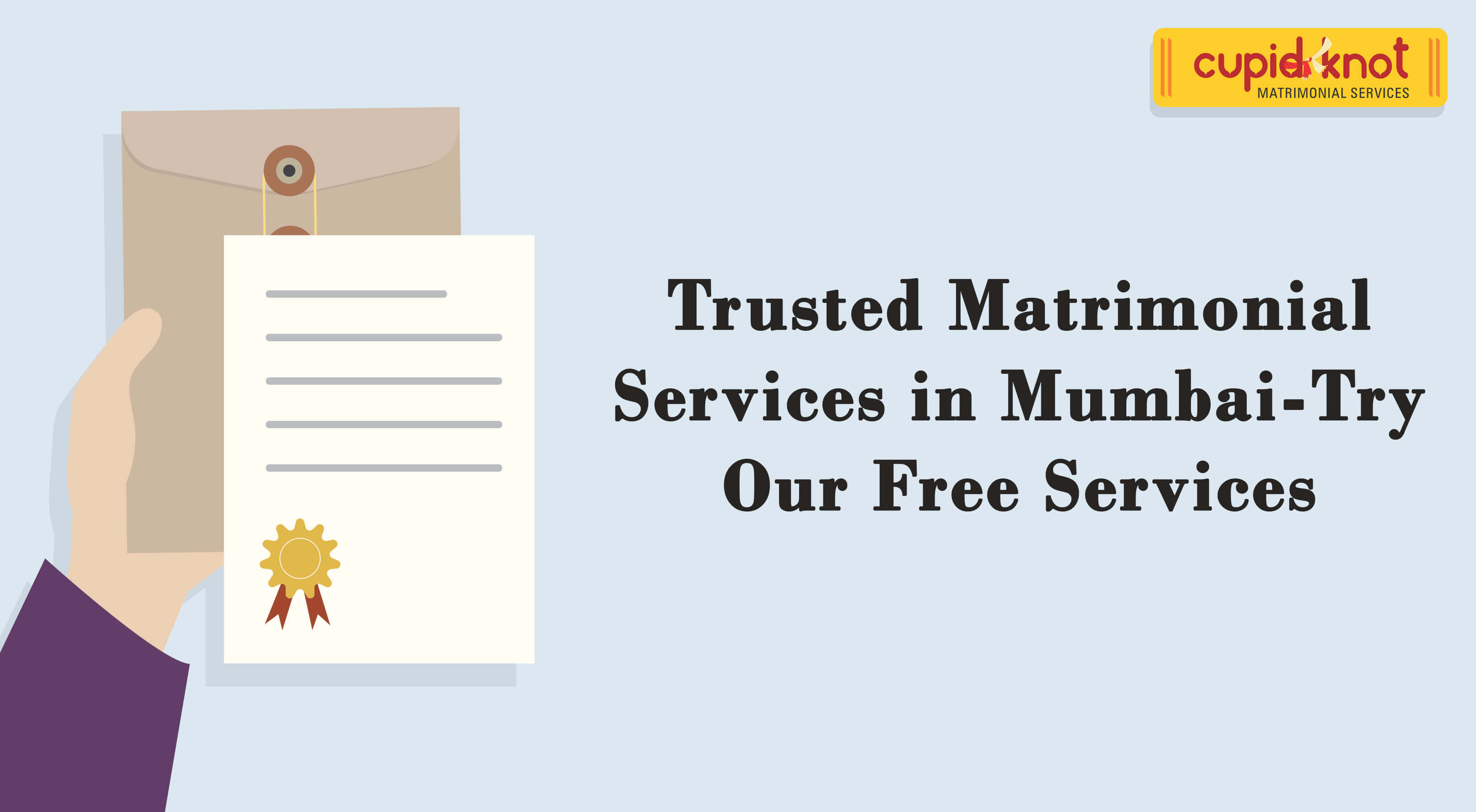 Trusted Matrimonial Services in Mumbai-Try Our Free Services