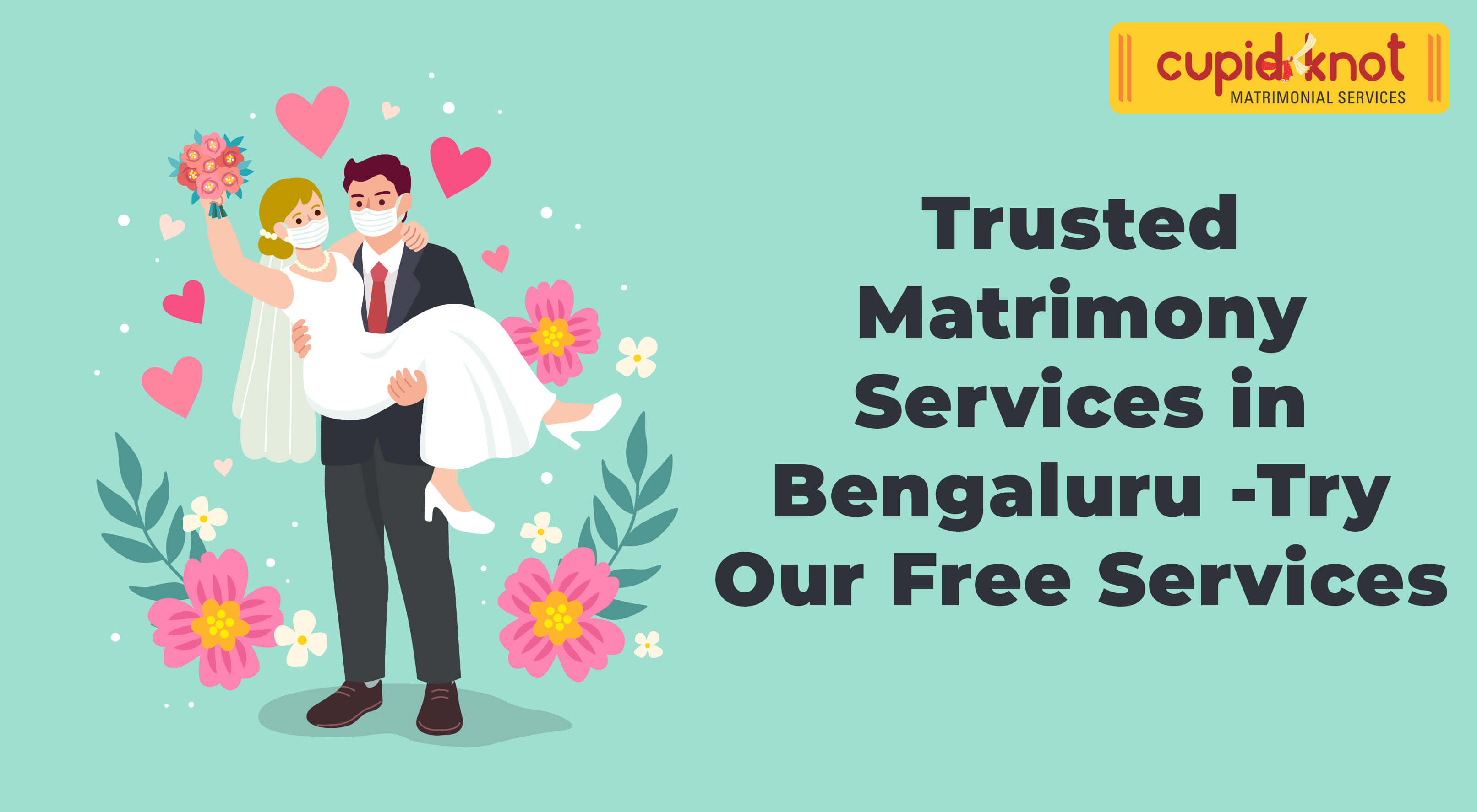 Trusted Matrimony Services in Bengaluru-Try Our Free Services